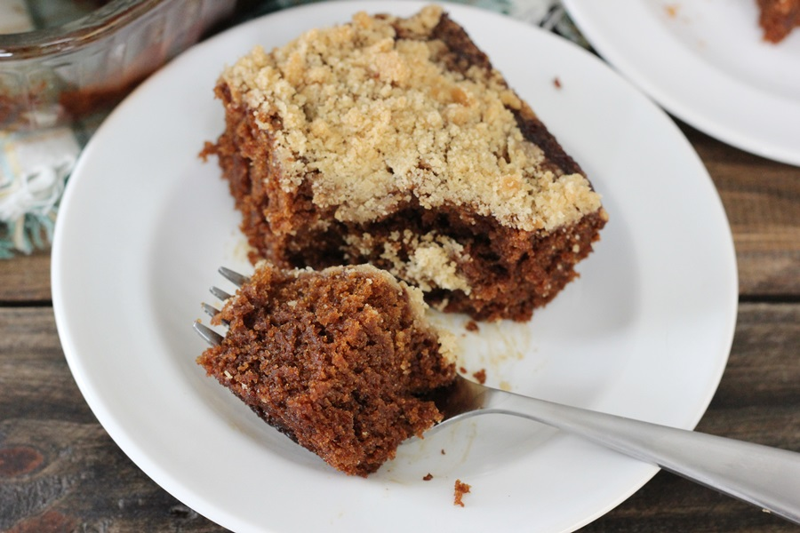 Easy Shoo Fly Cake Recipe