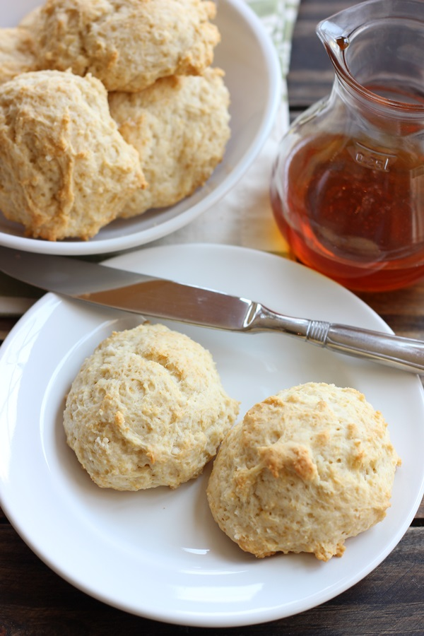 Easy Drop Biscuits (Cooker Copycat) | Worth Whisking