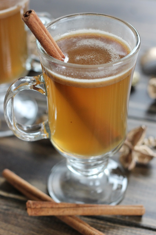 Hot Buttered Rum | Worth Whisking