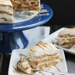 nutter butter icebox cake